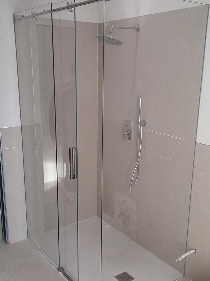 Box doccia padova venezia vetreria ve ri ma - Pareti doccia su misura ...